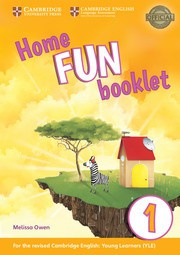 Storyfun for Starters, Movers and Flyers Second edition 1 Home Fun Booklet