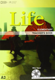 Life Elementary Teacher's Book+audio Cd
