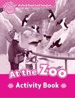 Oxford Read And Imagine Starter: At The Zoo Activity Book
