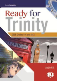 Ready For Trinity 5-6 Level With Audio Cd