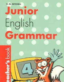 Junior English Grammar 4 Teacher's Book