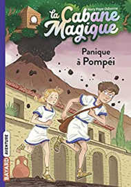 La Cabane Magique Tome 8 - Panique à Pompéi