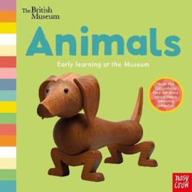 British Museum: Animals Board Book