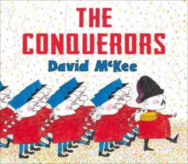 The Conquerors (David McKee) Paperback / softback