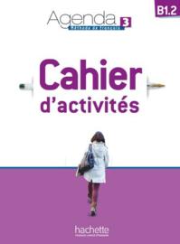 Agenda 3 B1.2 Méthode de français - Cahier d'activités