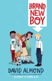 Brand New Boy (David Almond, Marta Altés)
