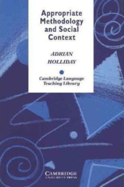 Cambridge Language Teaching Library: Appropriate Methodology and Social Context