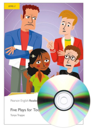 Five Plays for Today Book & CD Pack