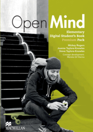 Open Mind Elementary Digital Student's Book Premium Pack