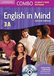 English in Mind Second edition Level3A Combo with DVD-ROM