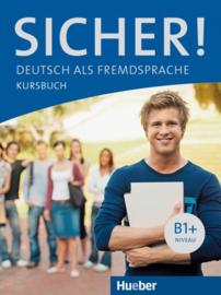 Sicher! B1+ Studentenboek