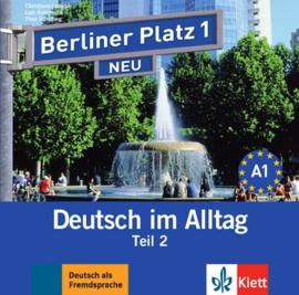 Berliner Platz 1 NEU Audio-CD bij het Lehrbuch Teil 2