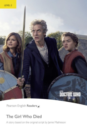 Doctor Who: The Girl Who Died  Book