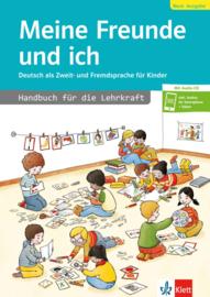 Meine Freunde en ich Neue Handbuch für die Lehrkraft + Audio CD