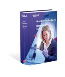 Van Dale groot woordenboek Nederlands-Frans (Hardcover)