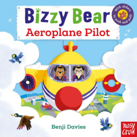Bizzy Bear: Aeroplane Pilot (Novelty Book)