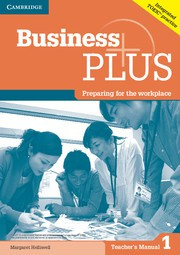 Business Plus Level1 Teacher's Manual