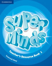 Super Minds Level1 Teacher's Resource Book with Audio CD