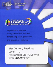 21st Century Reading Level 1 And 2 Assessment Cd-rom With Examview®