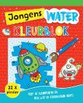Waterkleurblok Jongens (Shutterstock.com)