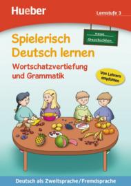 Wortschatzvertiefung en Grammatik – neue Geschichten  Buch
