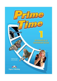 Prime Time 1 Workbook & Grammar (with Digibook App) (international)