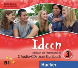 Ideen 3 3 Audio-CDs bij het Studentenboek