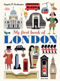 My First Book Of London (Ingela P. Arrhenius)