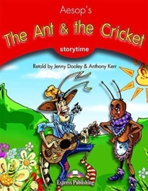 The Ant & The Cricket Pupil's Book With Cross-platform Application