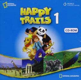 Happy Trails 1 Cd-rom (x1)