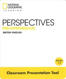 Pre-intermediate Classroom Presentation Tool (usb)