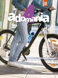 Adomania 4 B1 - Méthode de français