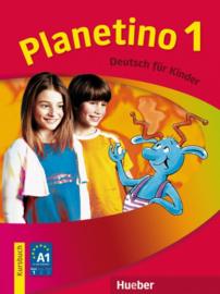 Planetino 1 Studentenboek