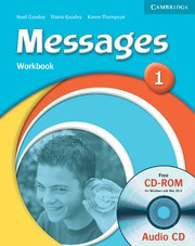 Messages Level1 Workbook with Audio CD/CD-ROM