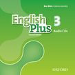 English Plus Level 3 Class Audio Cds