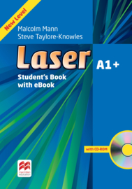 Laser 3rd edition Laser A1+  Student's Book + eBook Pack