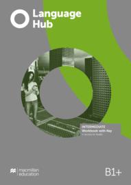 Language Hub Intermediate Workbook with Key