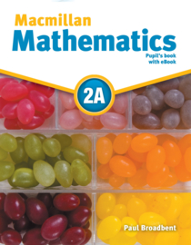 Macmillan Mathematics Level 2 Pupil's Book + eBook Pack A