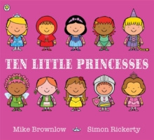 Ten Little Princesses