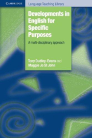 Developments in English for Specific Purposes Paperback