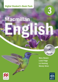 Macmillan English Level 3 Digital Student's Book Pack