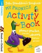 Julia Donaldson's Songbirds: My Phonics Activity Book