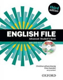 English File 3e Advanced Students Book