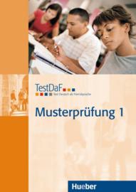TestDaF Musterprüfung 1 Heft met Audio-CD