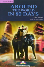 Around The World In 80 Days Set With Cd