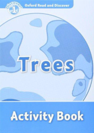 Oxford Read And Discover Level 1 Trees Activity Book