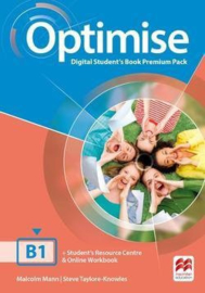 Optimise B1 Digital Student's Book Premium Pack