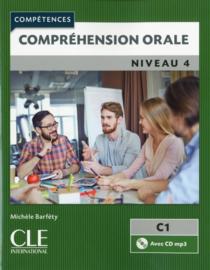 Compréhension orale 4 - Niveau C1 - Livre + CD - 2ème édition