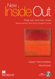 Inside Out New Upper Intermediate  Workbook (Without Key) & Audio CD Pack