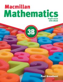 Macmillan Mathematics Level 3 Pupil's Book + eBook Pack B
